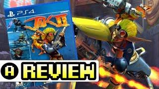 Jak II: Renegade (PS4) Review