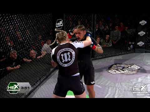HEX 19 Highlights - Sara Collins vs Gase Sanita