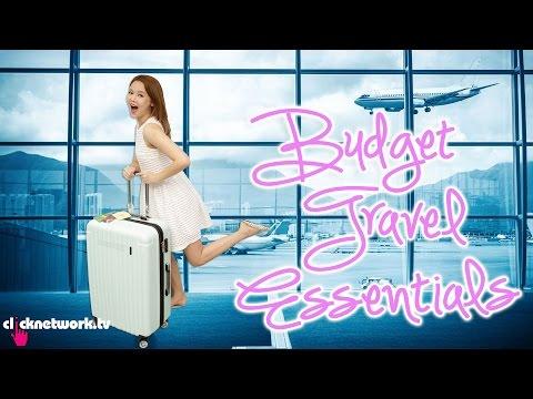 Budget Travel Essentials - Budget Barbie: EP88