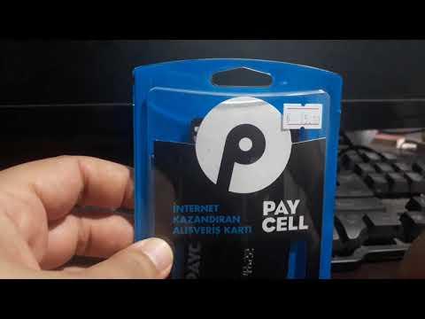 Paycell Kart Kutu Açılımı - Paycell Kart Nasıl Kullanılır - Paycell Kart Nereden Alınır - ( YENİ )