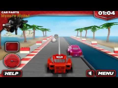 GAMES Lego CARS 2 Lightning McQueen
