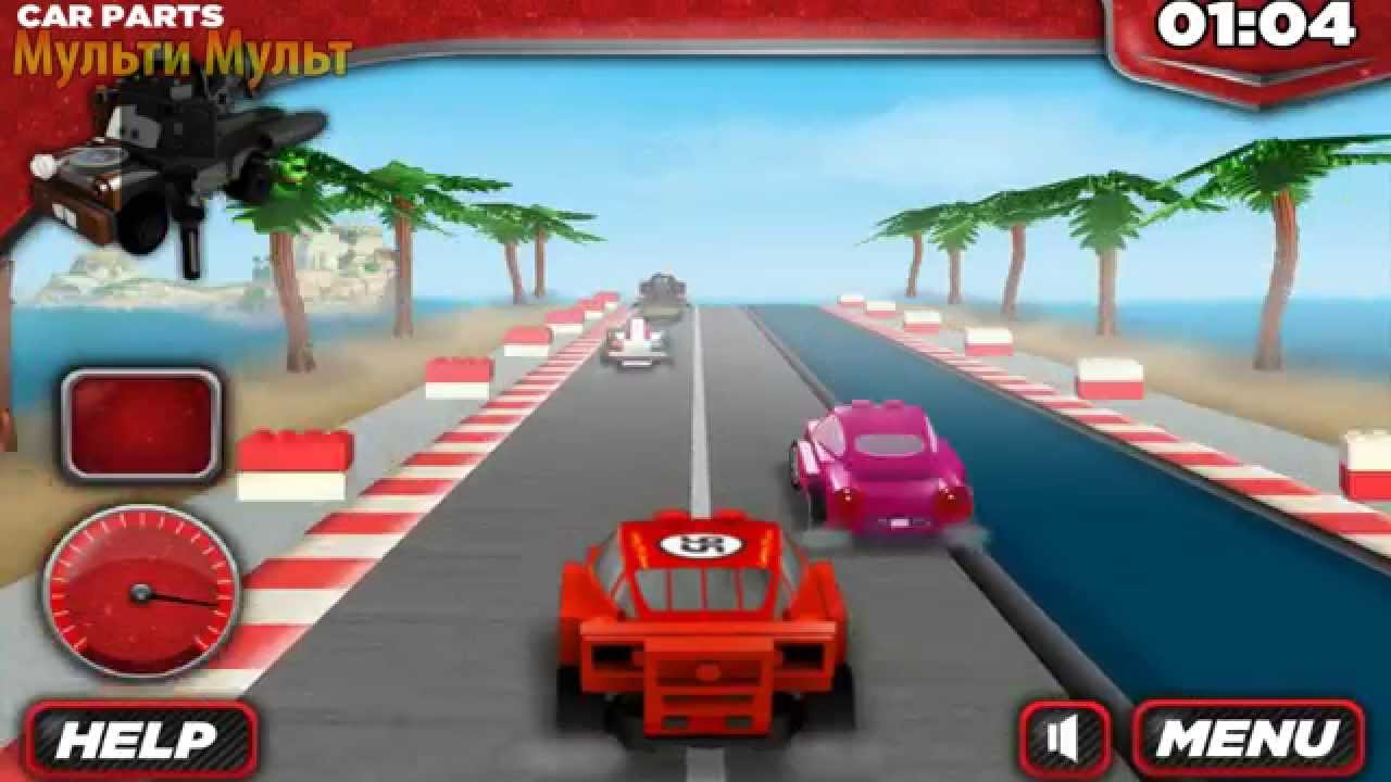 For adults online games racing car free