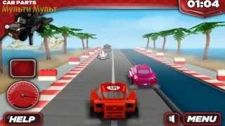GAMES Lego CARS 2 Lightning McQueen