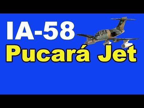 IA-68 Pucará Jet