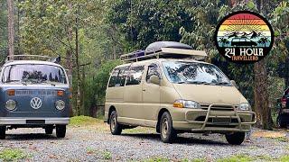 Gopeng - Taiping - Gerik #CAMPERVAN MALAYSIA #Vanlife