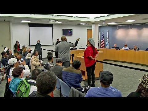 BART Board Meeting Shut Down by Protesters Outraged by Fatal Shooting