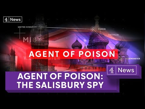 Agent of Poison: The Salisbury Spy