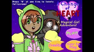 A Change of Heart: A Magical Girl Adventure Walkthrough