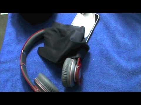 Beats Solo HD Unboxing