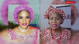 Iyabo Ojo Squashes Rift With Kemi Olunloyo As She Surprises Her On Her 55th Birthday