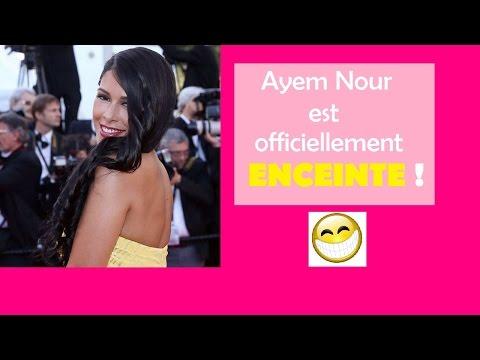 Ayem Nour est officiellement enceinte !