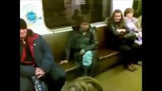 Приколы в метро РФ