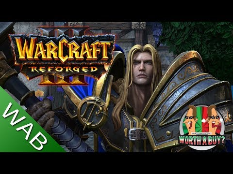 Warcraft III Reforged Review - WTF