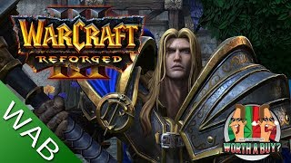 Warcraft III Reforged Review - WTF (Video Game Video Review)