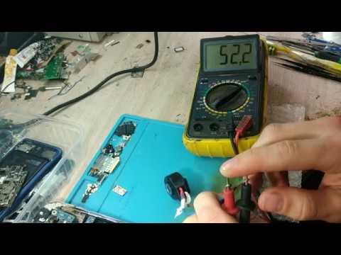 Как проверить датчик детонации мультиметром на сопротивление