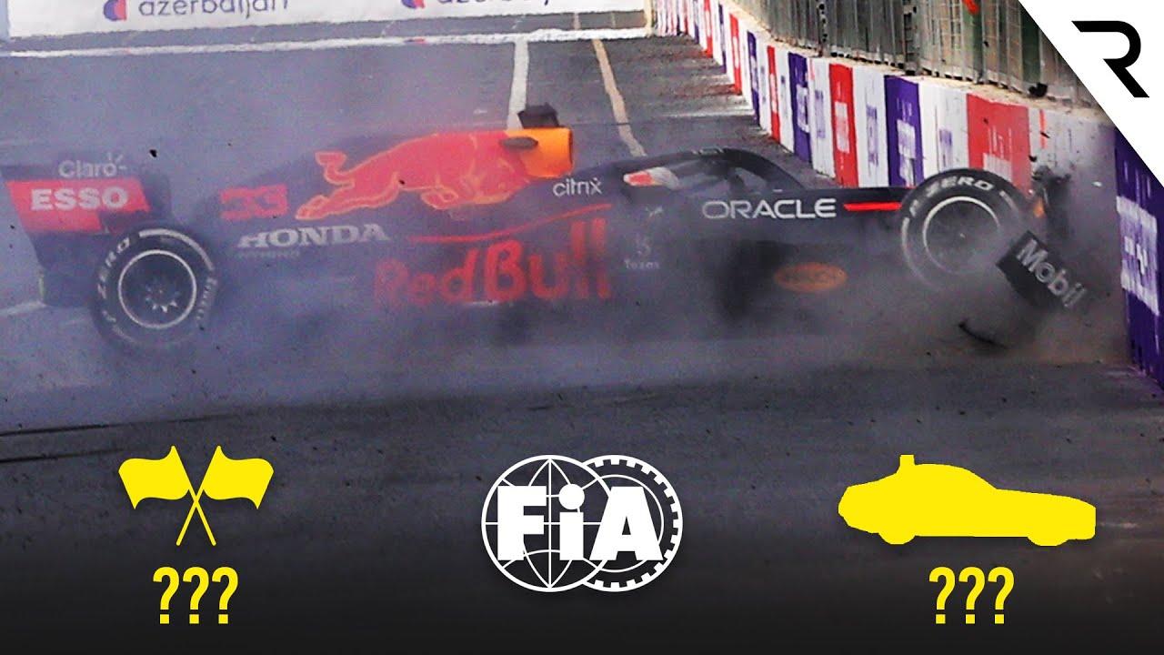 The 'joke' decision that highlights a bigger F1 problem
