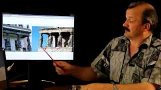 Искажение истории  Часть 2  Греческие храмы(Цикл передач