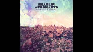 The Shaolin Afronauts - Quest Under Capricorn