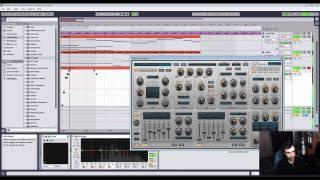 Ableton Live - Tvorba hudby (Trance) - Český
