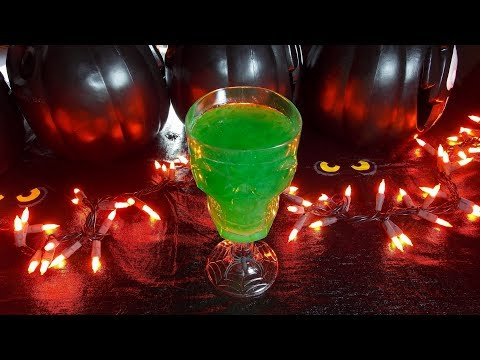 Zombie Brains (Halloween Punch)