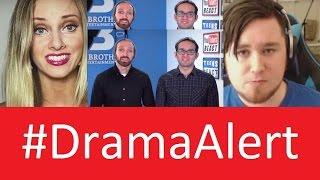 TheFineBros - Nicole Arbour vs Matthew Santoro #DramaAlert Bashur & SkyDoesMinecraft