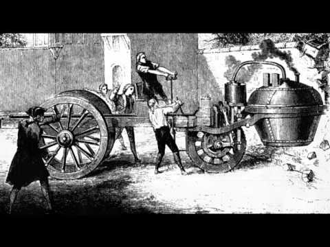 Primer Auto de la historia  Fandier
