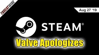 Valve Apologizes to Banned Security Researcher - ThreatWire