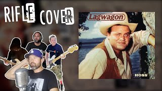 Lagwagon- Rifle cover by RKL/Lagwagon/Cigar/Simo Perini/Fine Dining/Noisy Vertigo