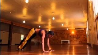 AMY SECADA Capoeira & Yoga Demo