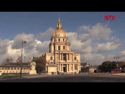 Inauguran ruta parisina de esposa salvadoreña de Saint Exupéry