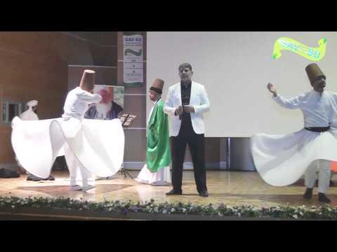 Grup Hayber (Ömer Faruk)-Yar Geylani (K.s) [Gaziantep Geylani Anma Programı 2015]