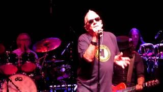 Eric Burdon of The Animals - Boom Boom Live in Concert