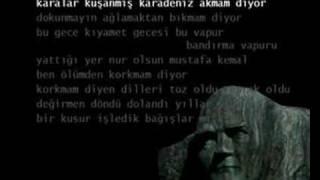 Mustafa Kemal - Attila İlhan