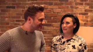 Up - Olly Murs (feat. Demi Lovato) Official Music Video - Tomorrow.