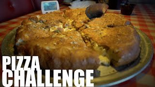FULLY STUFFED PIZZA CHALLENGE