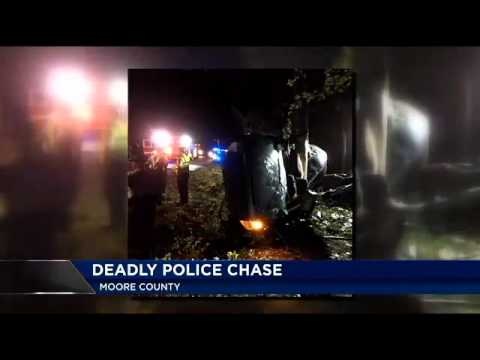 Durham Car Chase Crash