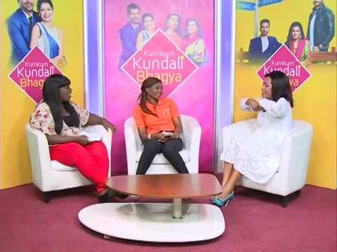 Kumkum Bhagya Chatroom on Adom TV (25-12-17)