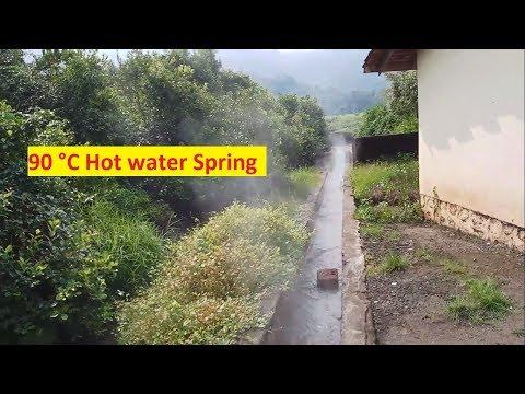 Hot Water Spring   Dapoli   Unhavare