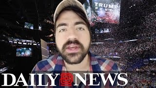 Liberal Redneck: Donald Trump and the Republican National Convention