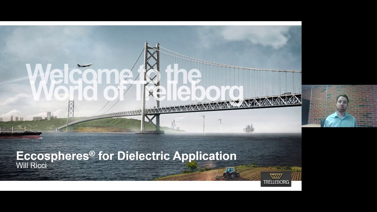 Trelleborg Applied Technologies - Will Ricci, Eccosphere® Dielectric Applications