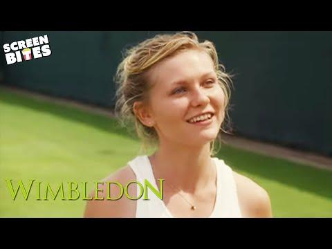 Wimbledon  Kirsten Dunst meets Paul Bettany  HD VIDEO