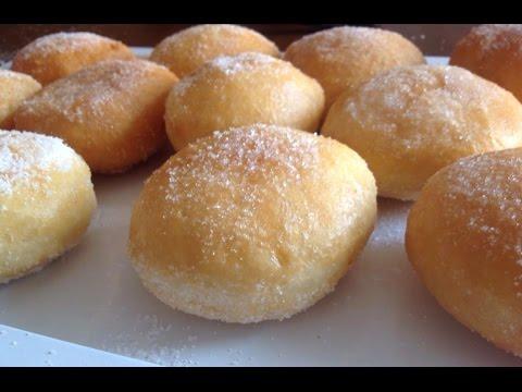Krapfen, Donuts, Bola de Frailes, Bomboloni en Español