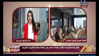 قطر والسعودية يطلبان إقصاء مصر من رئاسة هيئة الطيران العربي