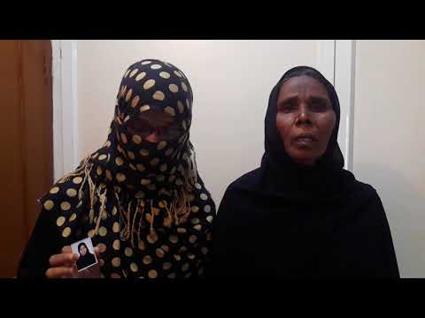 Mother & Sister of Nasreen Begum stuck up in Dubai and Oman appeals to MEA to rescue her