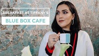 Breakfast At Tiffany's // Blue Box Cafe