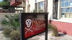 Touring The Pirate Museum In St. Augustine Florida! | Real Pirate Treasure & More!