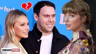 Did Taylor Swift's Music PREDICT Scooter Braun's Divorce?!