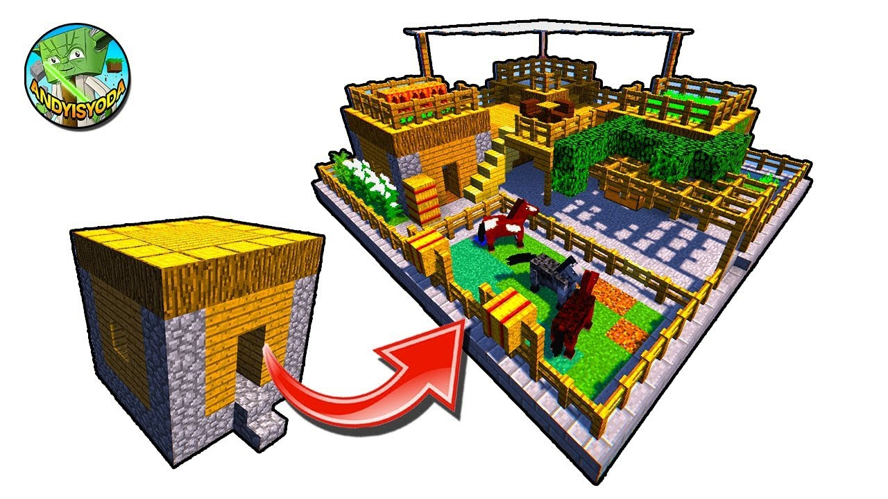 How to Transform a Minecraft Village House