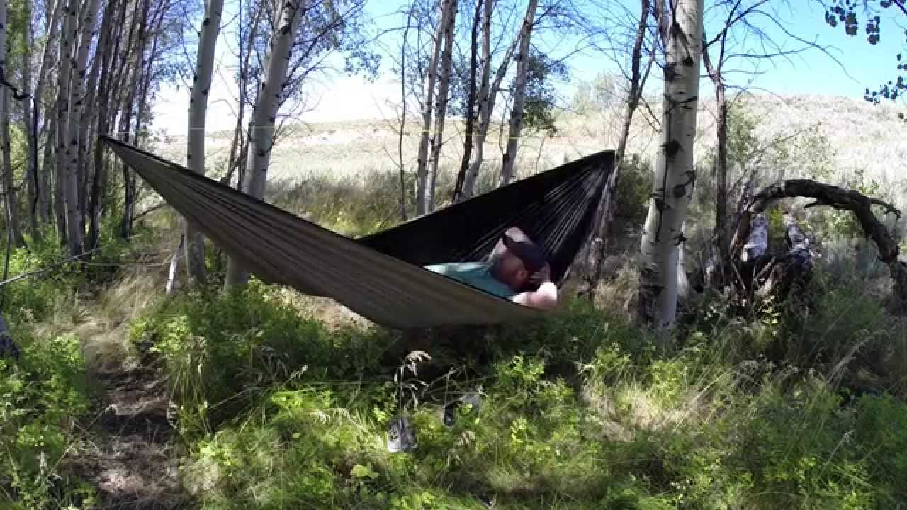 Medium image of new hanger hammock kit pt 2