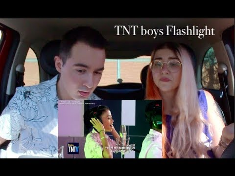 tnt boys flashlight